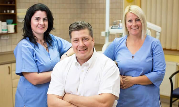 Zahnarzt Dr. Cziner in Wiener Neustadt